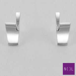 AG03827.6 NOL Zilveren oorbellen