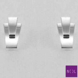 AG03877.8 NOL Zilveren oorbellen