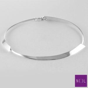 AG04003 NOL Zilveren spang