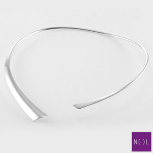 AG04005 NOL Zilveren spang