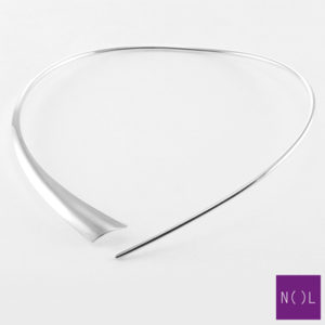 AG04006 NOL Zilveren spang