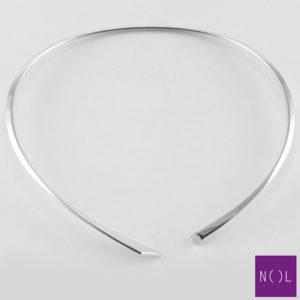 AG04007 NOL Zilveren spang