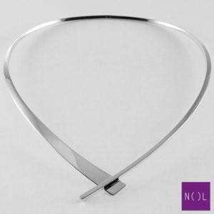 AG04027.12 NOL Zilveren spang