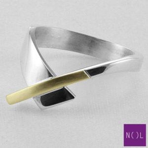 AG04128.6 NOL Zilveren ring