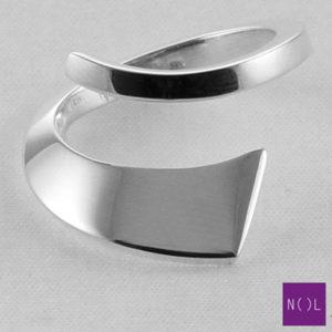 AG06109 NOL Zilveren ring