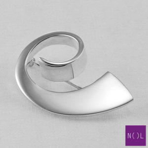 AG06523 NOL Zilveren broche
