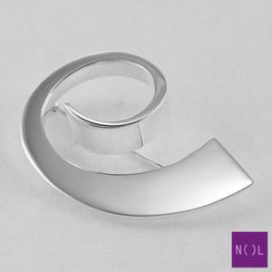AG06524 NOL Zilveren broche