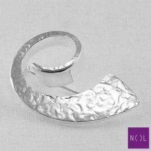 AG06563 NOL Zilveren broche