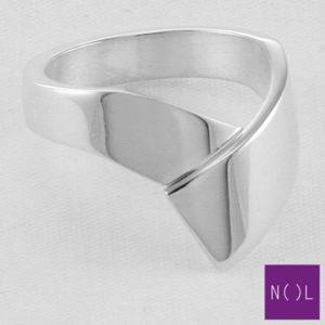 AG08102.9 NOL Zilveren ring
