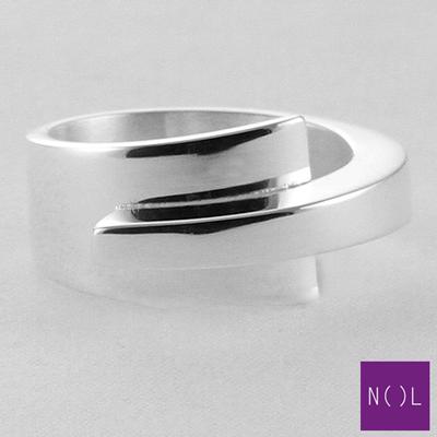 AG10127.11 NOL Zilveren ring