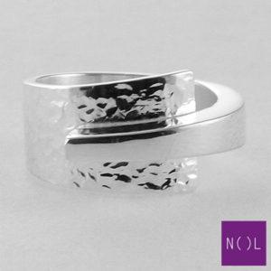 AG10167.11 NOL Zilveren ring