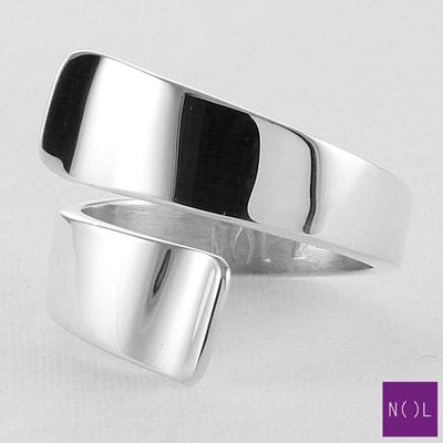 AG70101 NOL Zilveren ring