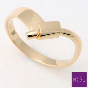 AU96101 NOL Gouden Ring