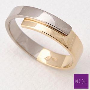 AUB00178.5 NOL Zilveren ring