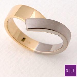 AUB02128.6 NOL Zilveren ring