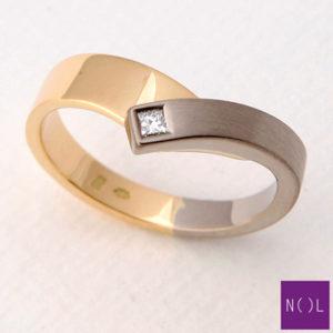 AUB02129.6 NOL Zilveren ring