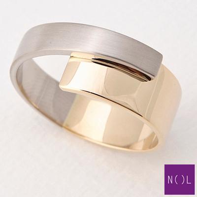 AUB02178.9 NOL Zilveren ring