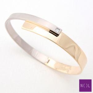 AUB02279.10 NOL Gouden Armband
