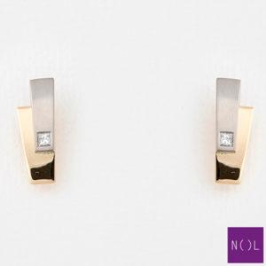 AUB02879.5 NOL Gouden oorbellen