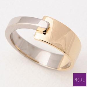 AUB03128.9 NOL Zilveren ring