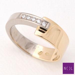 AUB03129.7 NOL Zilveren ring