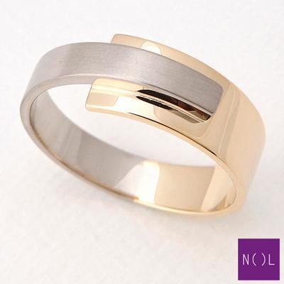 AUB03178.9 NOL Zilveren ring