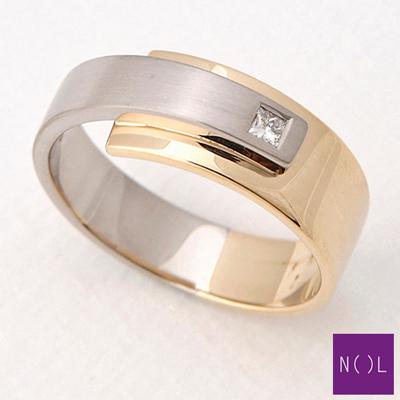 AUB03179.7 NOL Zilveren ring