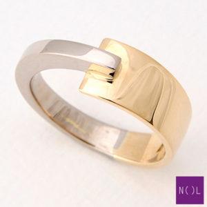 AUB81128.7 NOL Zilveren ring