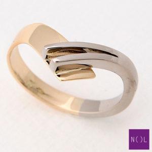 AUB93128.5 NOL Zilveren ring