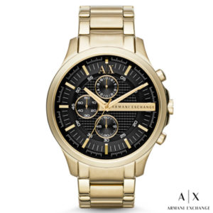 AX2137 Armani Exchange Hampton Horloge