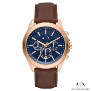 AX2626 Armani Exchange Drexler Horloge
