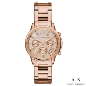 AX4326 Armani Exchange Lady banks Horloge