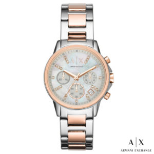 AX4331 Armani Exchange Lady banks Horloge