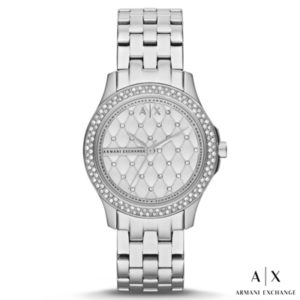 AX5215 Armani Exchange Lady Hampton Horloge