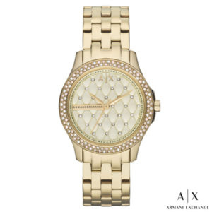 AX5216 Armani Exchange Lady Hampton Horloge