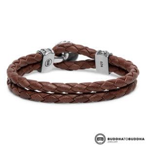 220BR Ben Buddha to Buddha Knot armband