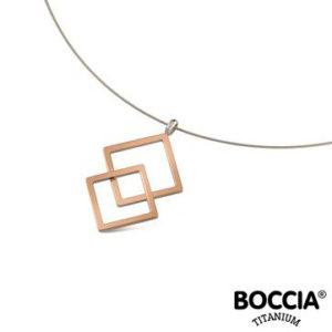 07020-03 Boccia Titanium hanger