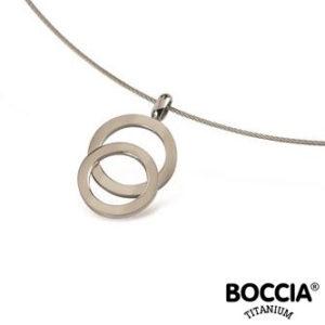 07021-01 Boccia Titanium hanger