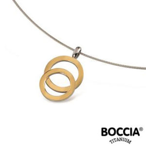 07021-02 Boccia Titanium hanger