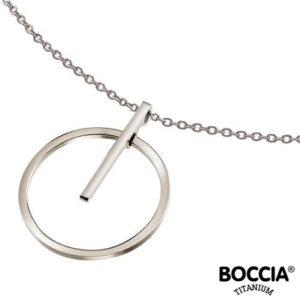 07023-01 Boccia Titanium hanger