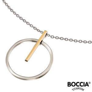 07023-02 Boccia Titanium hanger