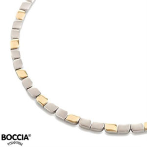 08003-02 Boccia Titanium collier