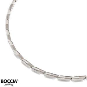 08004-01 Boccia Titanium collier