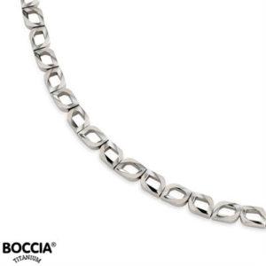 08009-01 Boccia Titanium collier