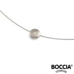 08010-01 Boccia Titanium collier