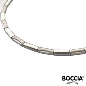 08012-01 Boccia Titanium collier