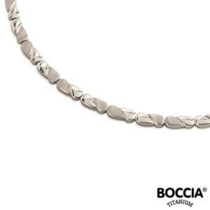 08013-01 Boccia Titanium collier