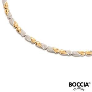 08013-02 Boccia Titanium collier