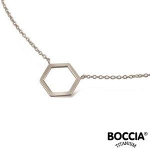 08014-01 Boccia Titanium collier
