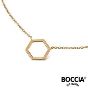 08014-02 Boccia Titanium collier
